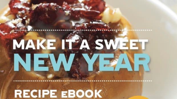 rosh hashanah recipe ebook