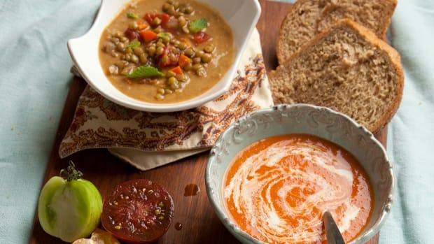 Wide Autumn Soups