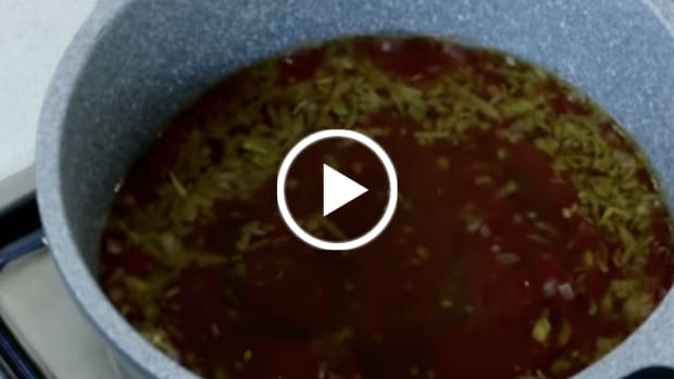 Texas Style BBQ Sauce Video