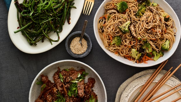 Asian Style Shabbat Menu In An Hour