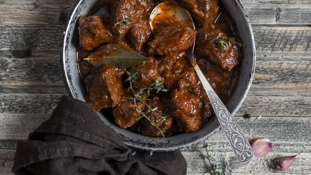 instant pot braised beef