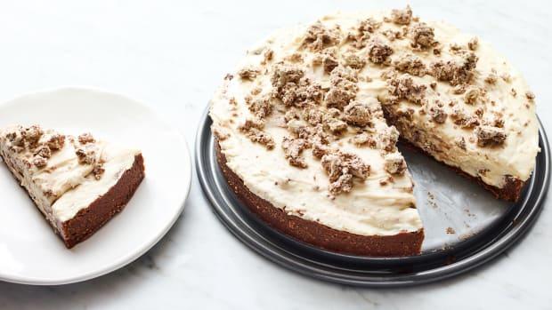 chocolate halva cheesecake1600x900