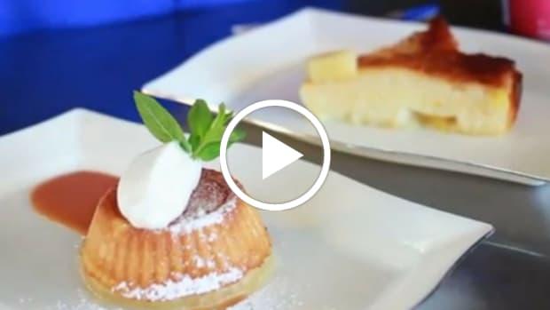 Creamy Pineapple Kugel Video