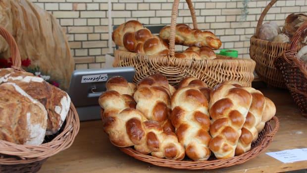 Mexican bread:challah