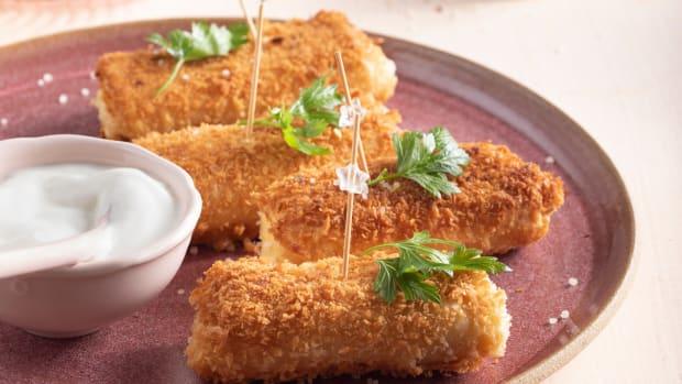 fried blintzes