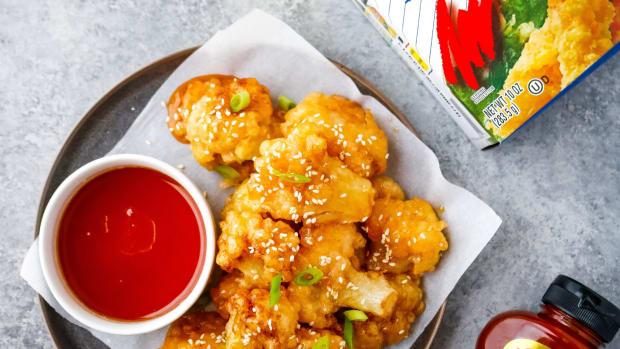 Sriracha Cauliflower Wings wide
