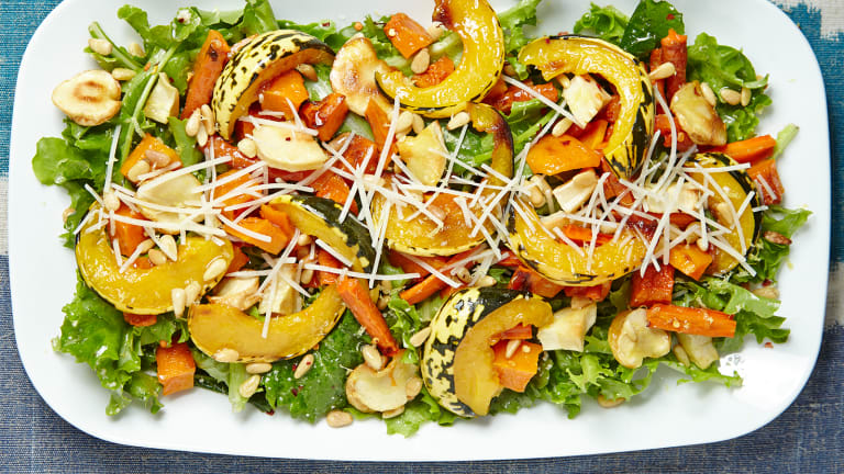3 Warm Winter Salads: Healthy Comfort Food