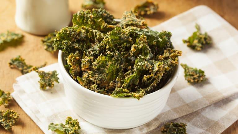 4 Incredible Kale Chip Flavor Combos