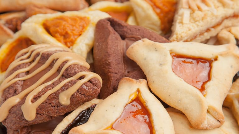 11 Hamantashen Recipes By Kosher Food Bloggers Worldwide