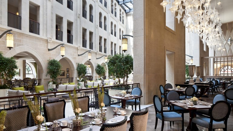 Can You Guess What It Takes To Prepare a Luxury Hotel for Passover?