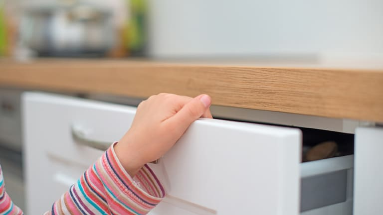 How to Make Your Kitchen Kid-Friendly For Little Helpers