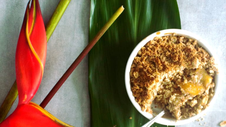 An Exotic Panamanian Feast For Shavuot