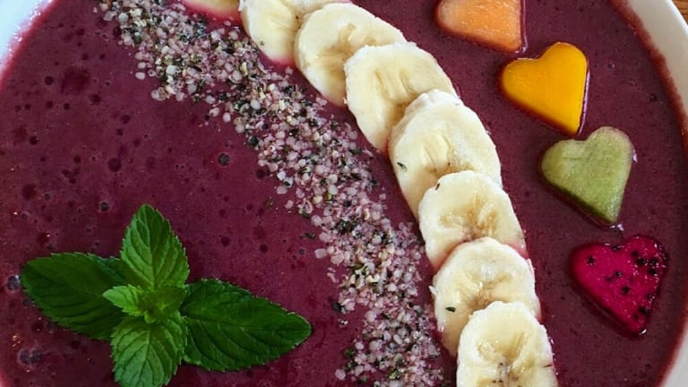 Super Food Smoothie Bowls You Must Try