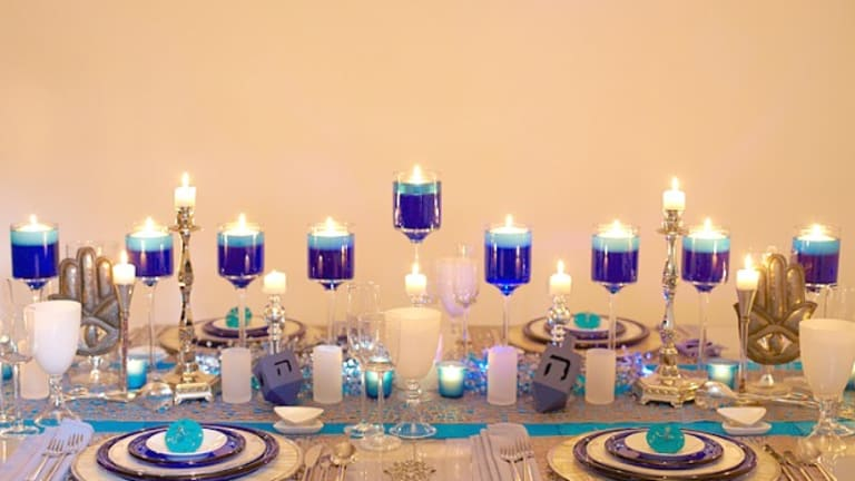 A Collection of Hanukkah Party Ideas