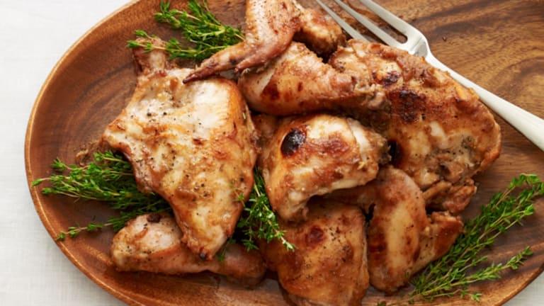 Date Glazed Roast Chicken: Review