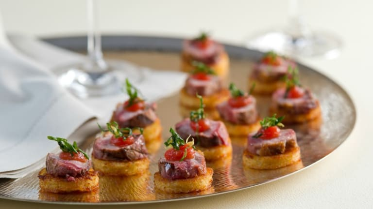12 Fancy Oscar Party Appetizers