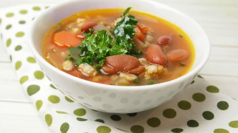 Barley Lentil Vegetable Soup: Review