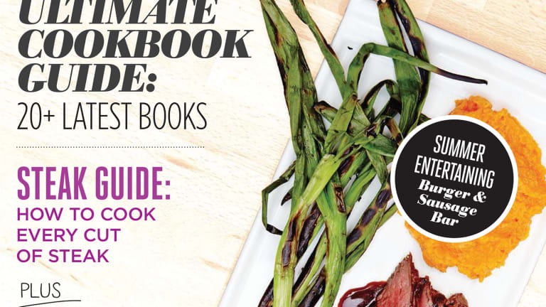Summer Issue - The Cookbook & Grilling Issue
