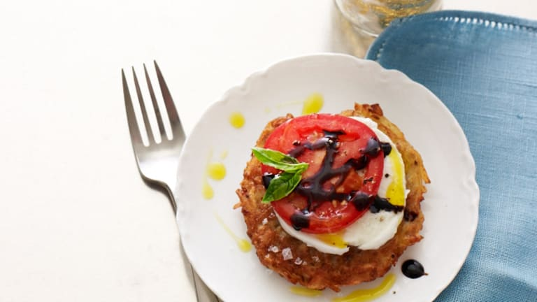 Have a Happy Chanukah and Enjoy These Latke Recipes!