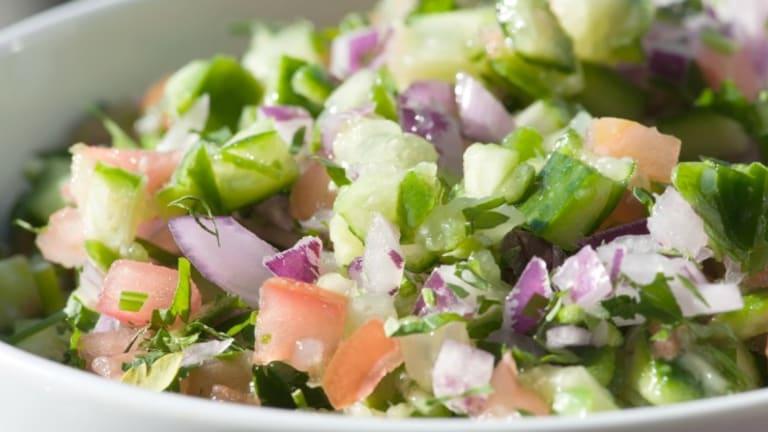 Celebrate Israel with Traditional Israeli Food