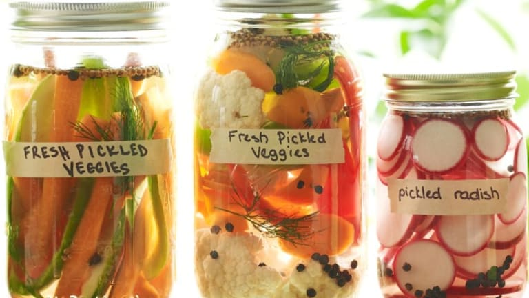 Just Pickle it! 12 Pickled Recipes For a Healthier You