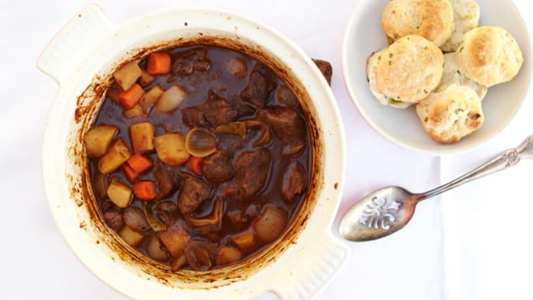 Make A Stew Shabbat Menu