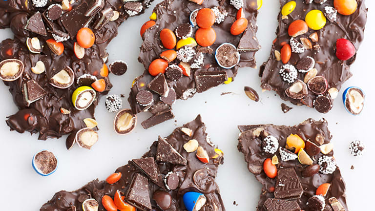 Cooking With Joy: Kiddie Candy Bark