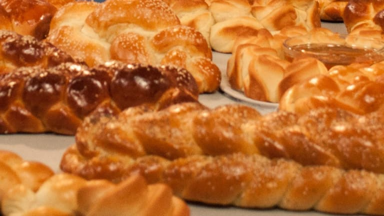 Q&A Monday - Bread Machine Challah