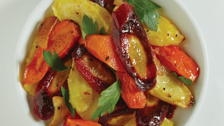 Sweet and Spicy Moroccan Carrots: Recipe Review