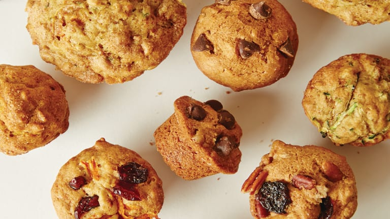 One Recipe, Endless Muffin Variations