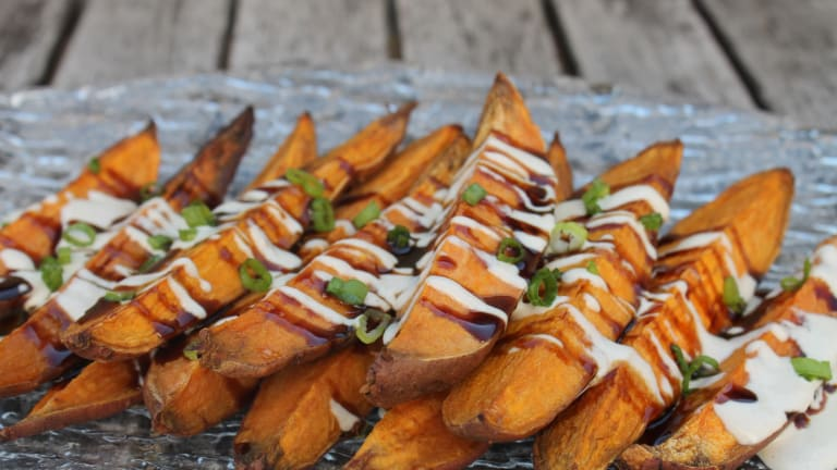 3 Ways to Re-discover Sweet Potatoes