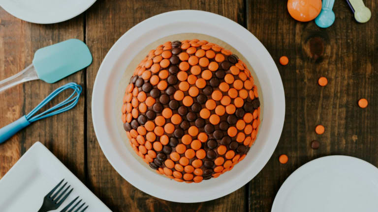 Make These Sporty Desserts To Score Big Points This Purim
