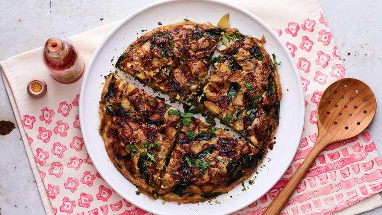 A Vegetarian Menu of Tapas And More For Purim