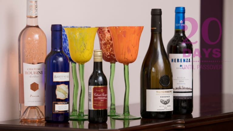 19 Days Until Passover: Order The Wine