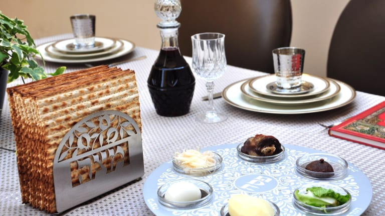 The Ultimate Seder Checklist