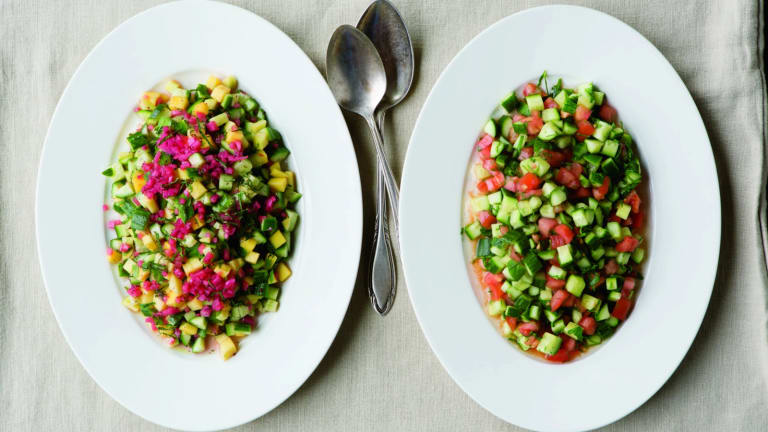 Eleven, 10-Ingredient or Less, Salad Ideas for Shabbat