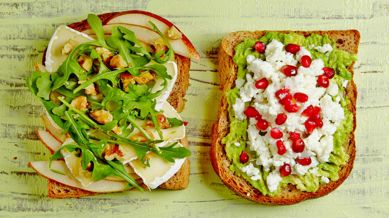 13 Open Faced Sandwiches You Can Pick and Choose