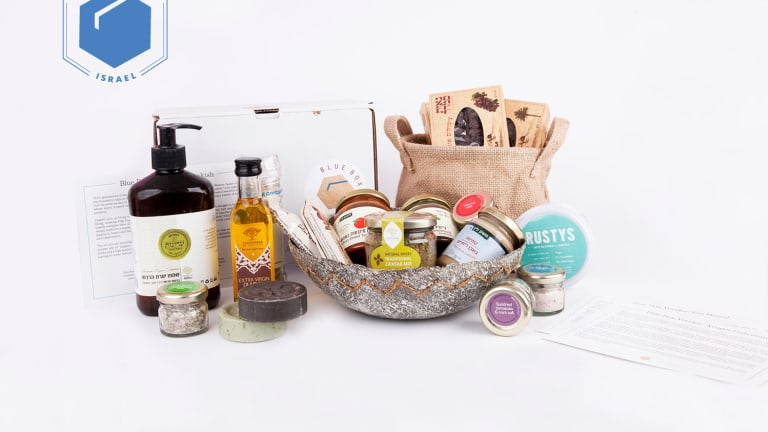 Artisanal Products from Israel, Delivered in a Box