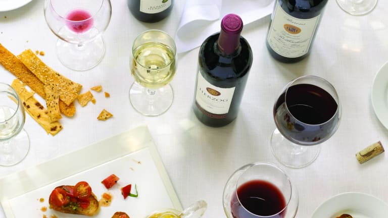 New Wine Recommendations for Your Rosh Hashanah Table