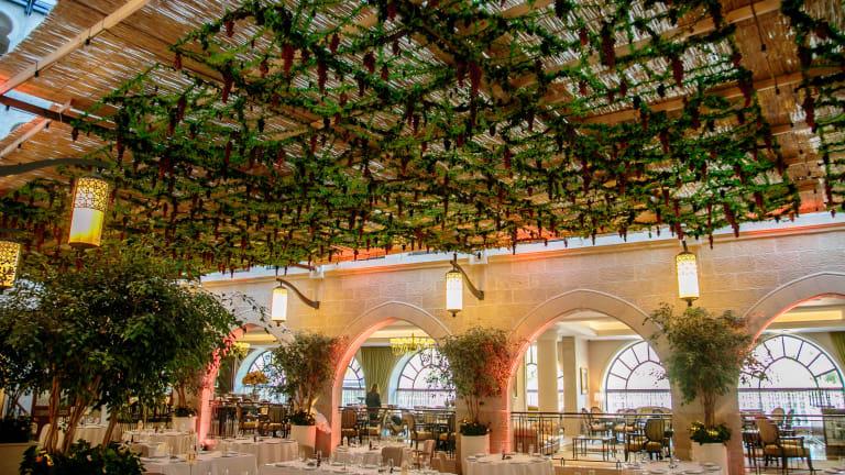 "Behind the Scenes Designing the World's Largest ""Indoor"" Sukkah"