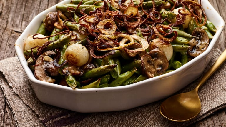 Healthy Thanksgiving Sides