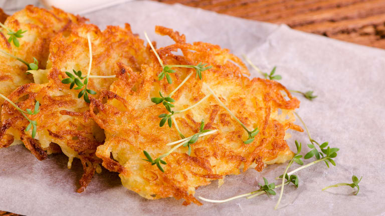 Jamie's Top 10 Latke Tips, Tricks & Techniques