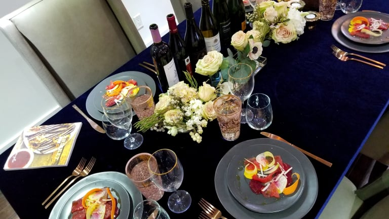 Seder for Everyone Party + Wine Pairings