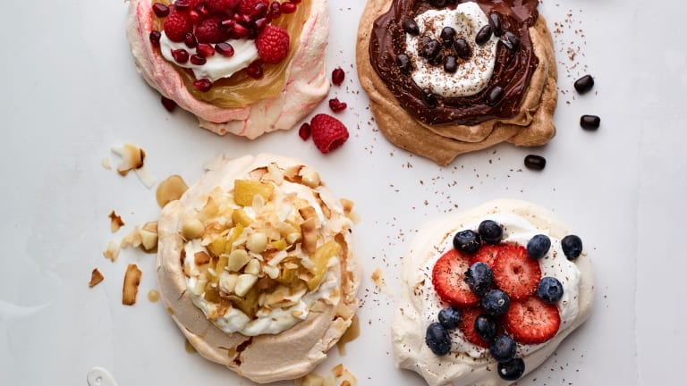Set Your Sights on Pavlova, the Ultimate Passover Dessert