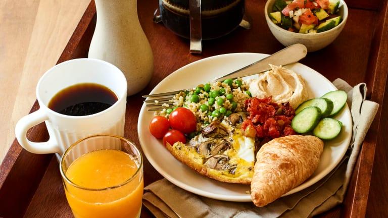 What Israelis Eat For Breakfast