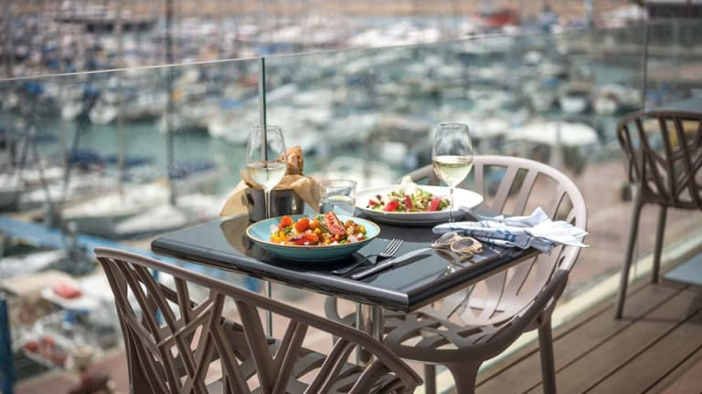 The Tastes of The Judean Hills at The Ritz Carlton Herzliya