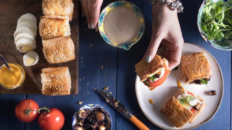 Back to School Snacks: Israeli Style