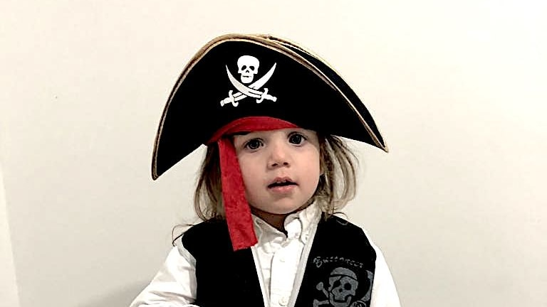 Pirate Purim - And More Last Minute Family Theme Purim Costumes
