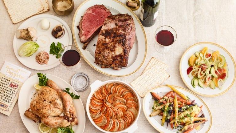 Jamie's 4-Ingredient Passover