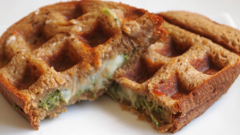 Cooking With Just a Waffle Maker
